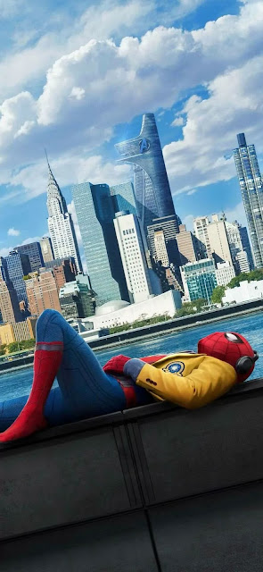 wallpaper spiderman 4k