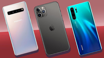 تعرف على عدد الهواتف التي تم بيعها في 2019 وماهو ترتيب الشركات الاكثر مبيعا!