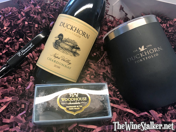 Fleming's Uncorked Wine Experience with Duckhorn Vineyards