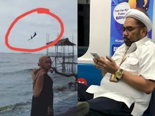 Kepergok Posting Foto Editan Sriwijaya Air Jatuh, Ngabalin Akhirnya Minta Maaf