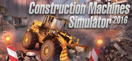 Baixar Construction Machines Simulator 2016 (PC) + Crack