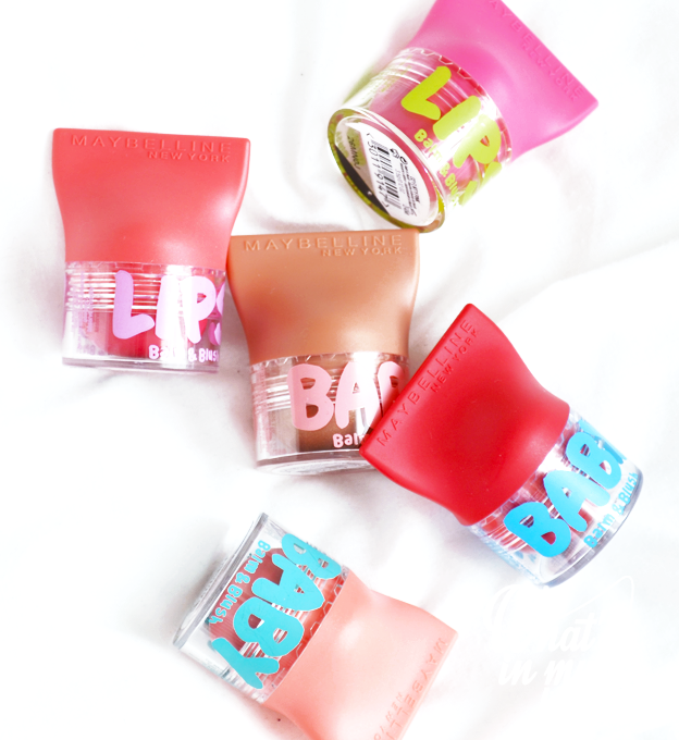 Maybelline Baby Lips Blush and Balm