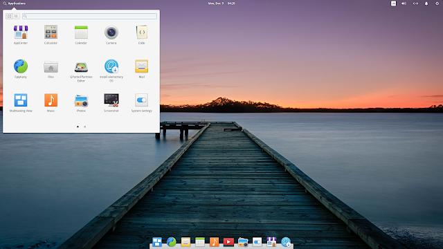 Jenis Desktop Environment Linux Teringan Sampai Terbagus Pantheon