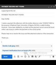 How To  Overcome A Payment Record Not Found