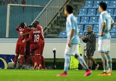 Crónica Celta 2 Vs Sevilla FC 2