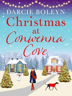 Christmas at Conwenna Cove by Darcie Boleyn book cover