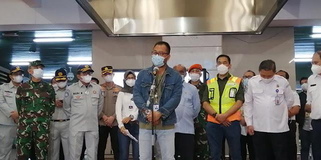 Sempat Delay 30 Menit, Sriwijaya Air Yang Hilang Kontak Dinyatakan Dalam Kondisi Sehat