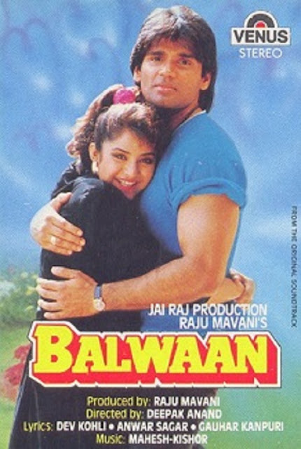 Balwaan (1992) Hindi Movie 720p HDRip x265 AAC