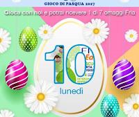 Logo Fria Friends gioco di Pasqua: vinci gratis omaggi Fria
