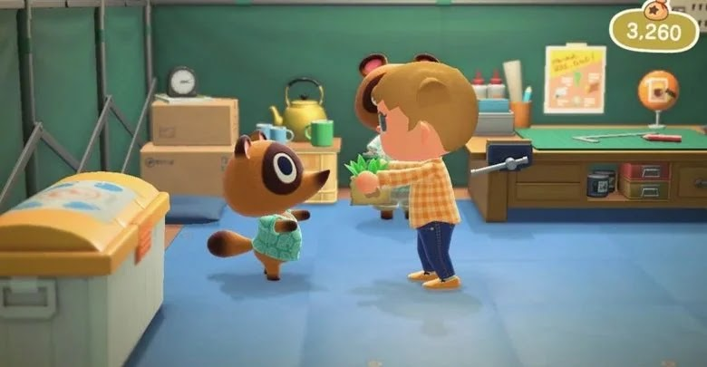 How to benefit from the objects of the day to get a lot of berries in Animal Crossing: New Horizons