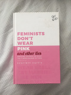 Book review: Feminists Don't Wear Pink and Other Lies curated by Scarlett Curtis