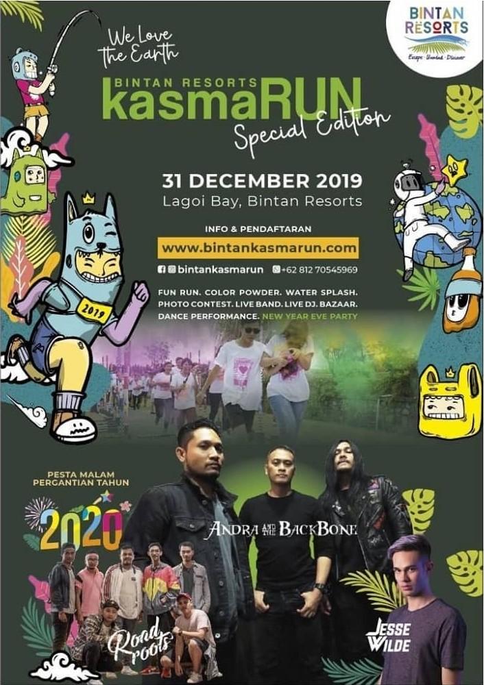 Bintan KasmaRUN • 2019