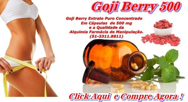 Goji Berry e Outros Emagrecedores Naturais. Click Aqui.