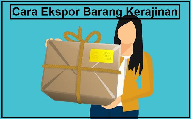 cara ekspor barang