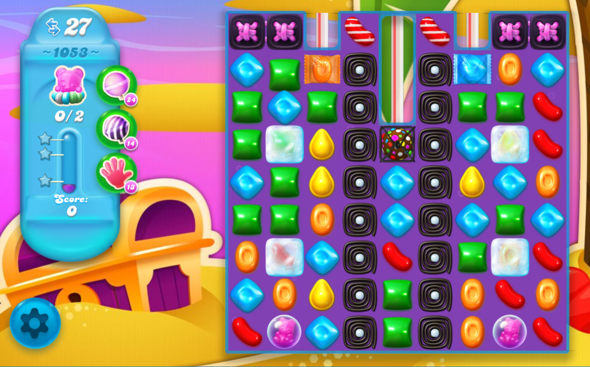 Candy Crush Soda Saga 1053