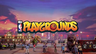 נחשף סגל השחקנים הרשמי של NBA Playgrounds