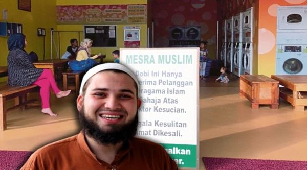 Salahkah Buka Kedai Dobi Hanya Untuk Muslim Sahaja?