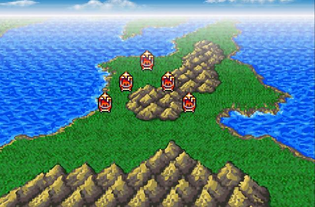 Final Fantasy IV Advance - Español - Captura 1
