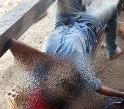 Morador da zona rural é assassinado