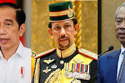 Indonesia, Brunei dan Malaysia Minta Intervensi Internasional atas Konflik Israel - Palestina