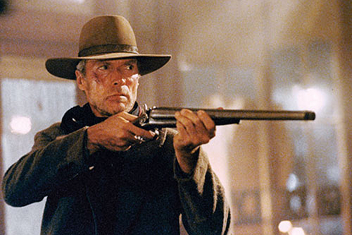 Clint Eastwood Unforiven 1992 movieloversreviews.blogspot.com