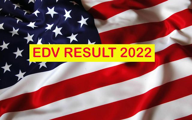 EDV Result 2022 with Name List   EDV 2022, DV Result 2022, EDV Nepal