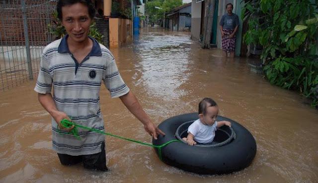 Terima Kasih Pak Ahok, Banjir 5 Tahunan Tinggal Kenangan