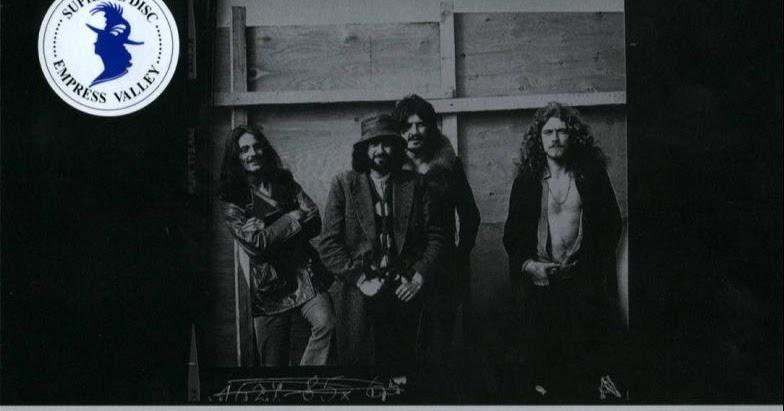 Rabid Animal: Led Zeppelin [1970.06.28] Bath Festival 1970