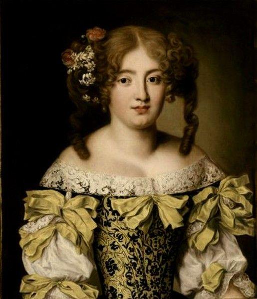 Gods And Foolish Grandeur Ornamented Ladies Portraits