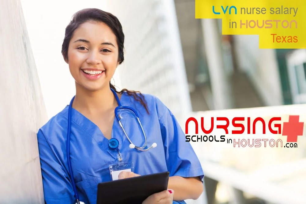 lvn salary in houston texas
