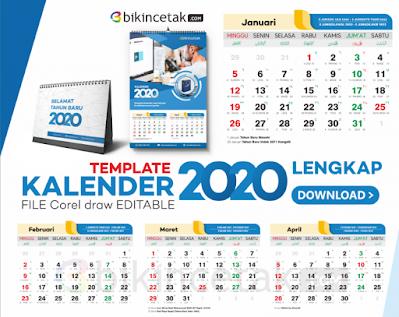 Dowload Kalender 2020
