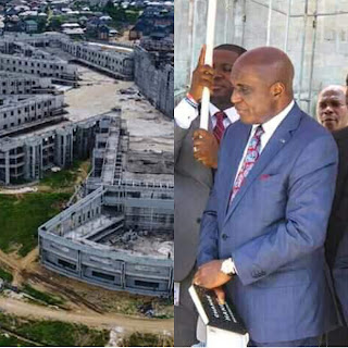 Salvation Ministries sets to open their 120,000 Cathedral in 2020