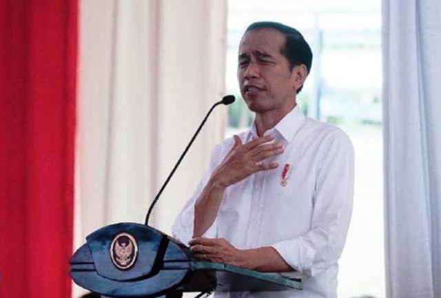 Presiden Jokowi Tegaskan Setiap Masyarakat Harus Punya Malu