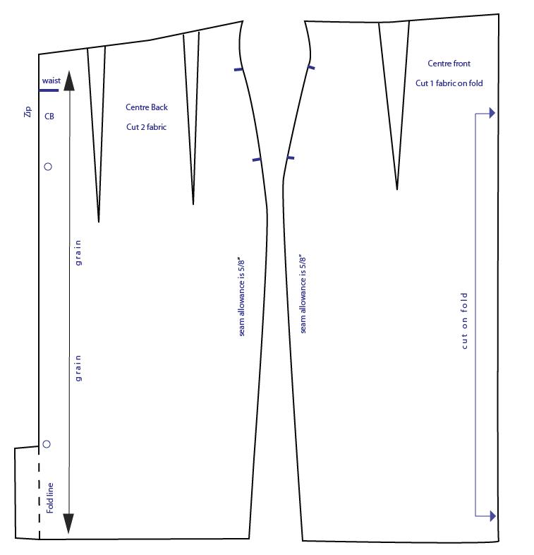 Pencil Skirt Patterns 73