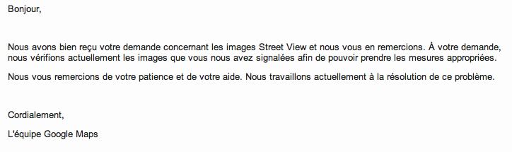 comment faire flouter une photo de sa maison sur google street view les nouvelles. Black Bedroom Furniture Sets. Home Design Ideas