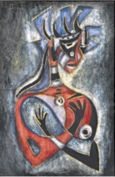 Sin titulo, 1956