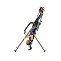 Exerpeutic 575SL Inversion Table, with up to 160 degrees inverting angle, image
