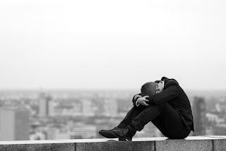 Murung, kemurungan, depresi, tekanan, perasaan
