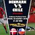 Agen Bola Terpercaya - Prediksi Denmark vs Chile 28 Maret 2018