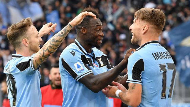 Video Cuplikan Gol: Lazio 5-1 SPAL (Serie A)