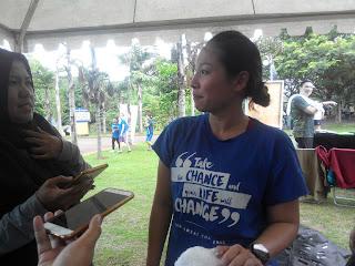 Karin Zulkarnaen, Head of Market Management Allianz Life Indonesia