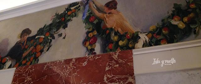 Museo Sorolla detalle