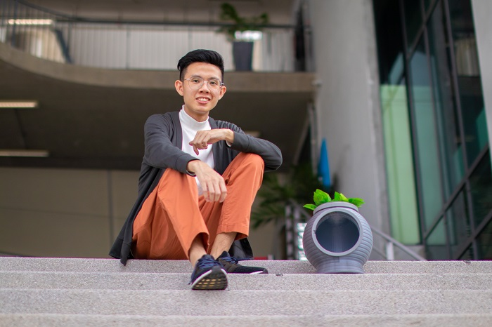Kuno-The Zero-energy Cooler Fridge Jasme Dyson Award Malaysia 2020