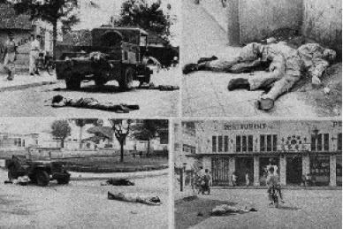 Pemberontakan APRA, Andi Aziz dan RMS