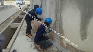 jasa perbaikan beton bocor