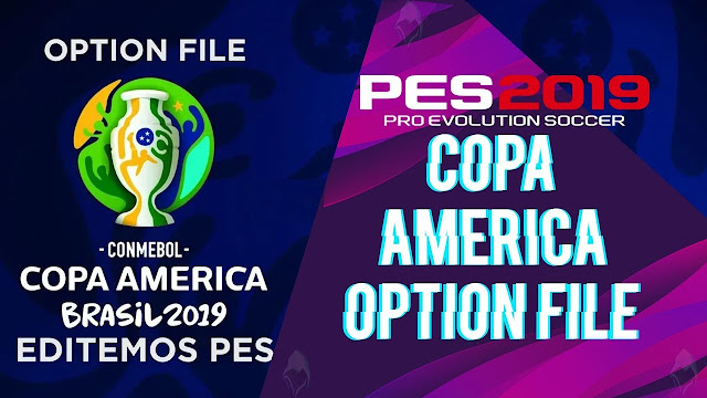 ultigamerz: PES 2019 PATCH
