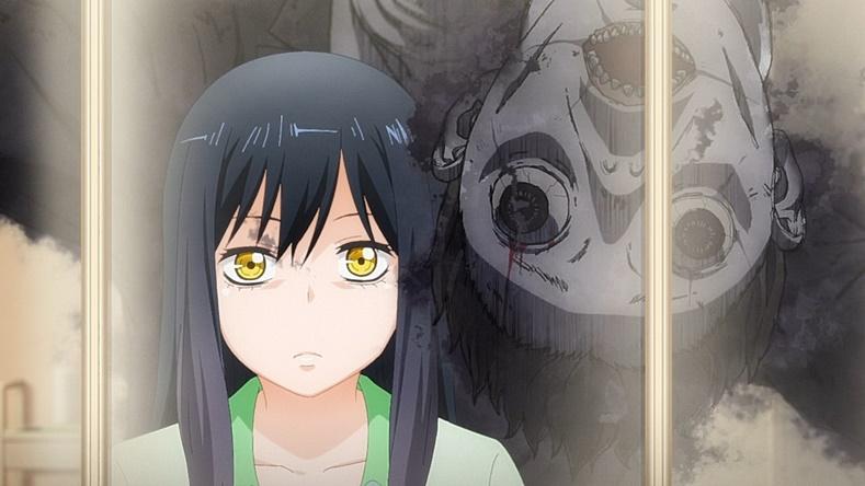 Mieruko-Chan มิเอรุโกะจัง ใครว่าหนูเห็นผี (見える子ちゃん)
