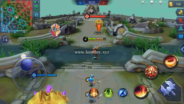 Script 3D Map Hack View Mobile Legends All Fiture Patch Terbaru
