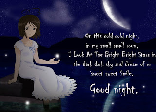 Good Night Love wallpapers for Lovers with Quotes