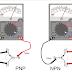 Cara mudah Mengukur Transistor dengan Multitester